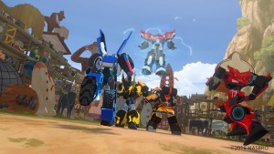 TRANSFORMERS: ROBOTS IN DISGUISE Powers Up For Second Season Via Hasbro Studios