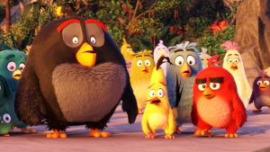 Boston Cinegeeks!  See THE ANGRY BIRDS MOVIE Tomorrow!