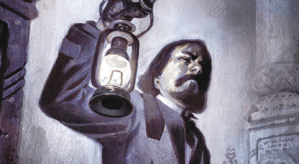 Mike Mignola, Chris Roberson and Ben Stenbeck Unite for a Tale of Victorian Horror and the Undead