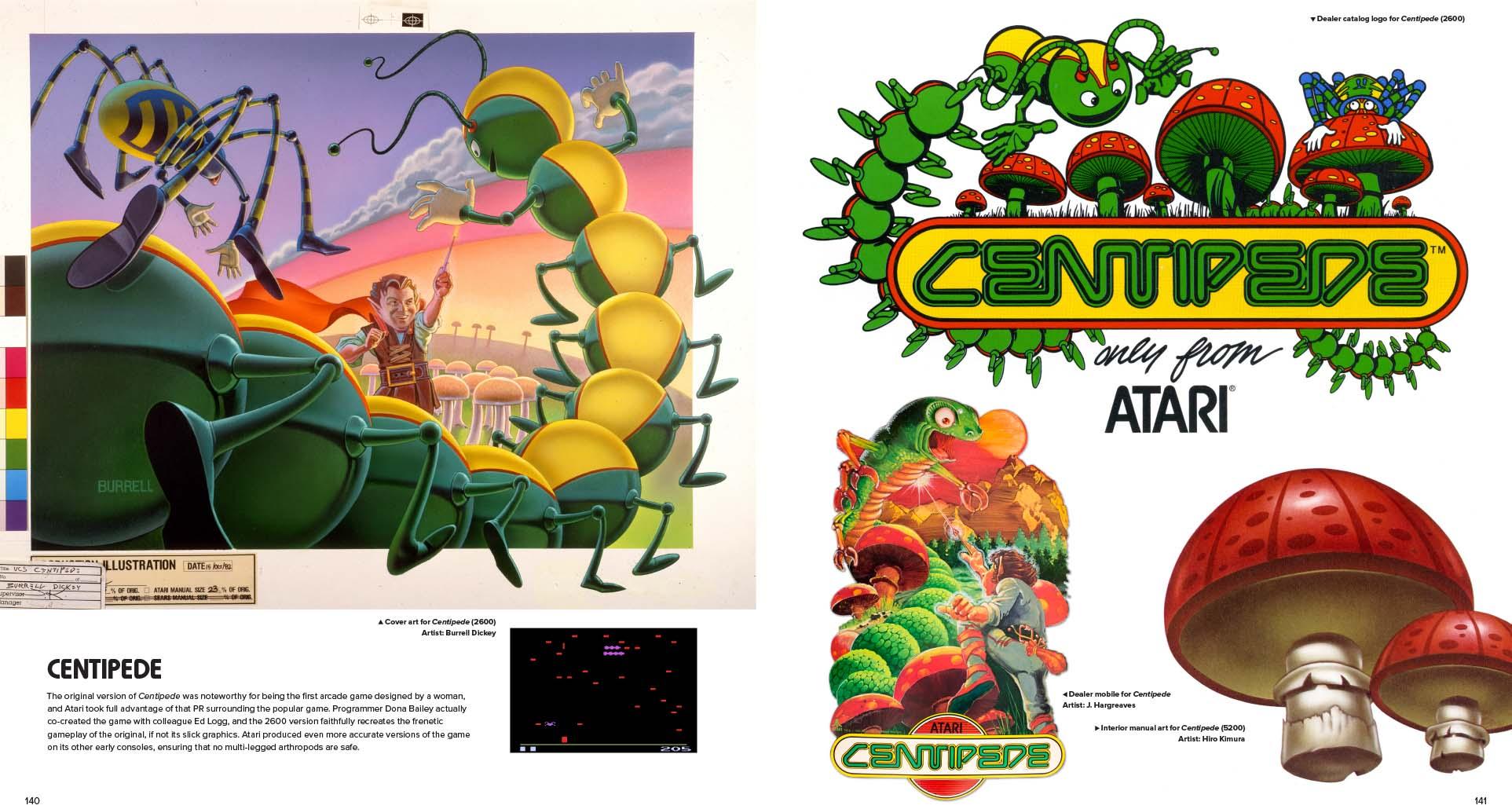 Art of Atari 140-141