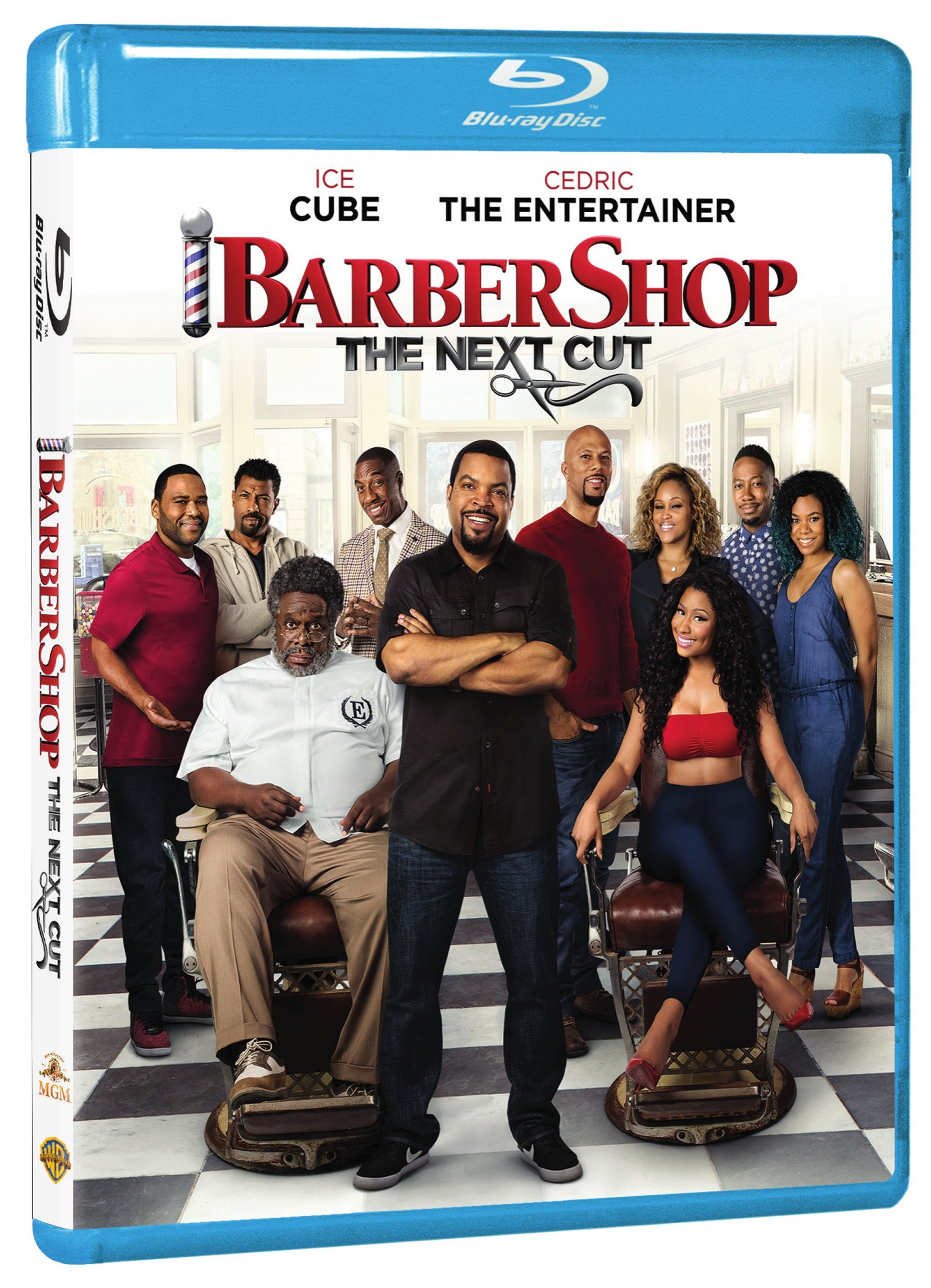 Barbershop_ The Next Cut 3D Box Art
