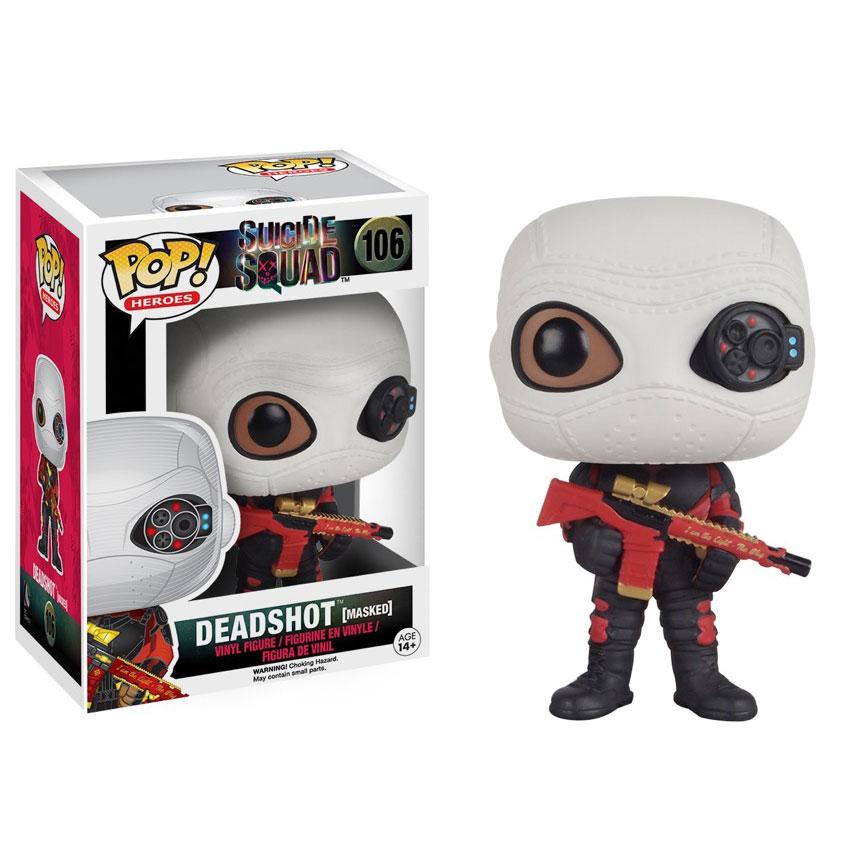 Funko POP_Deadshot Masked