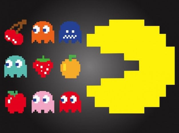 PacManFruit
