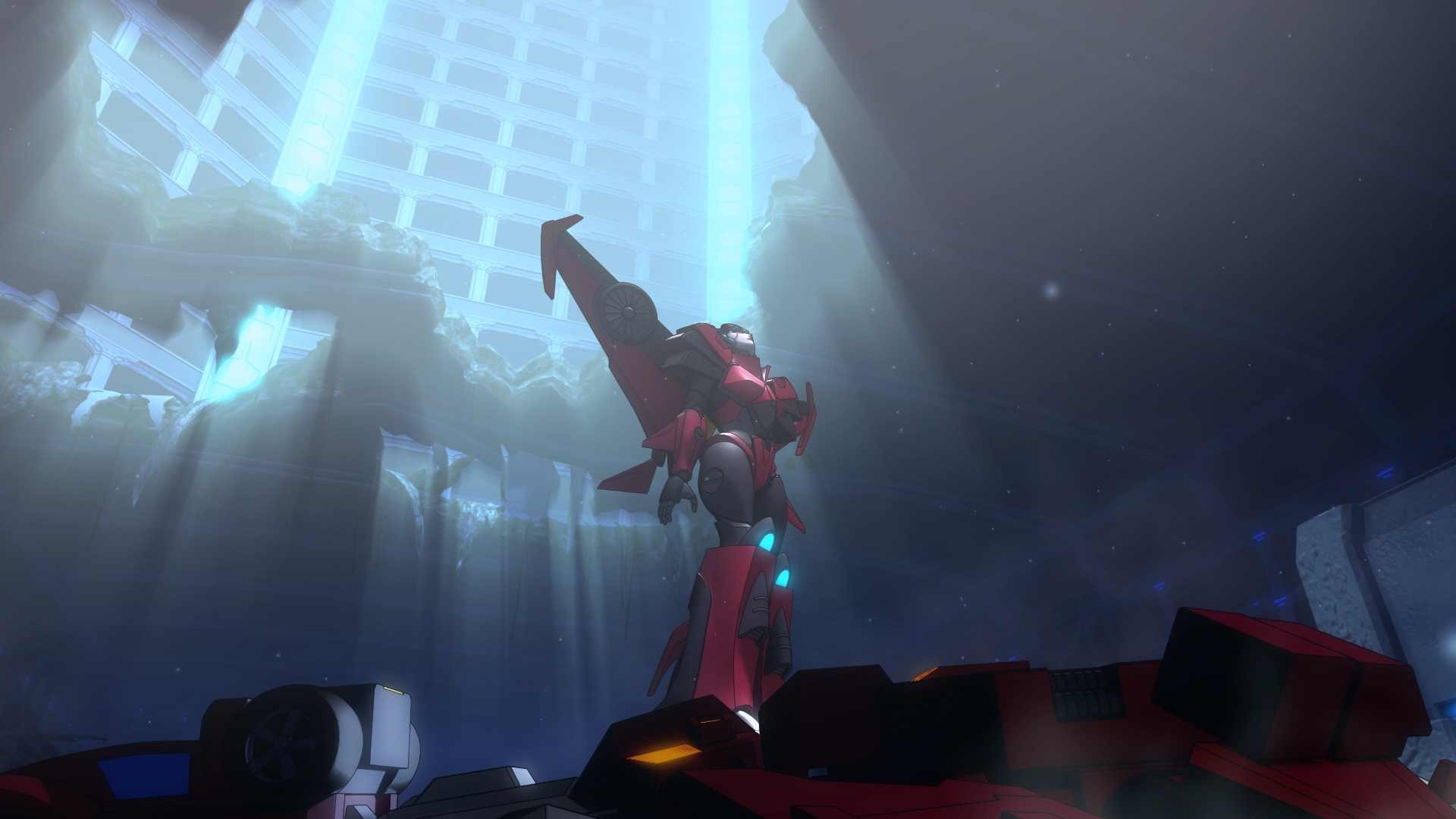 Transformers_CW_First Look_Windblade 1