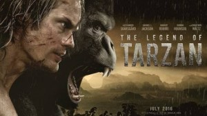 Boston Cinegeeks!  We've Got Passes For 'The Legend of Tarzan'!