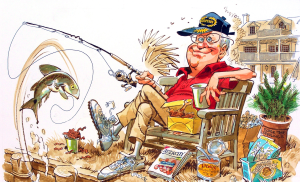 Jack Davis (1924-2016); The Last Surviving EC Comics Artist Passes
