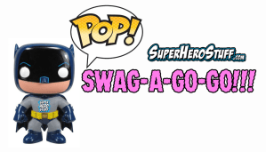 Swag-A-Go-Go: A Look at SuperheroStuff's Funko Pops!