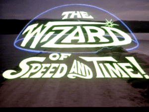 Cult Classic Showcase: 'The Wizard of Speed and Time'