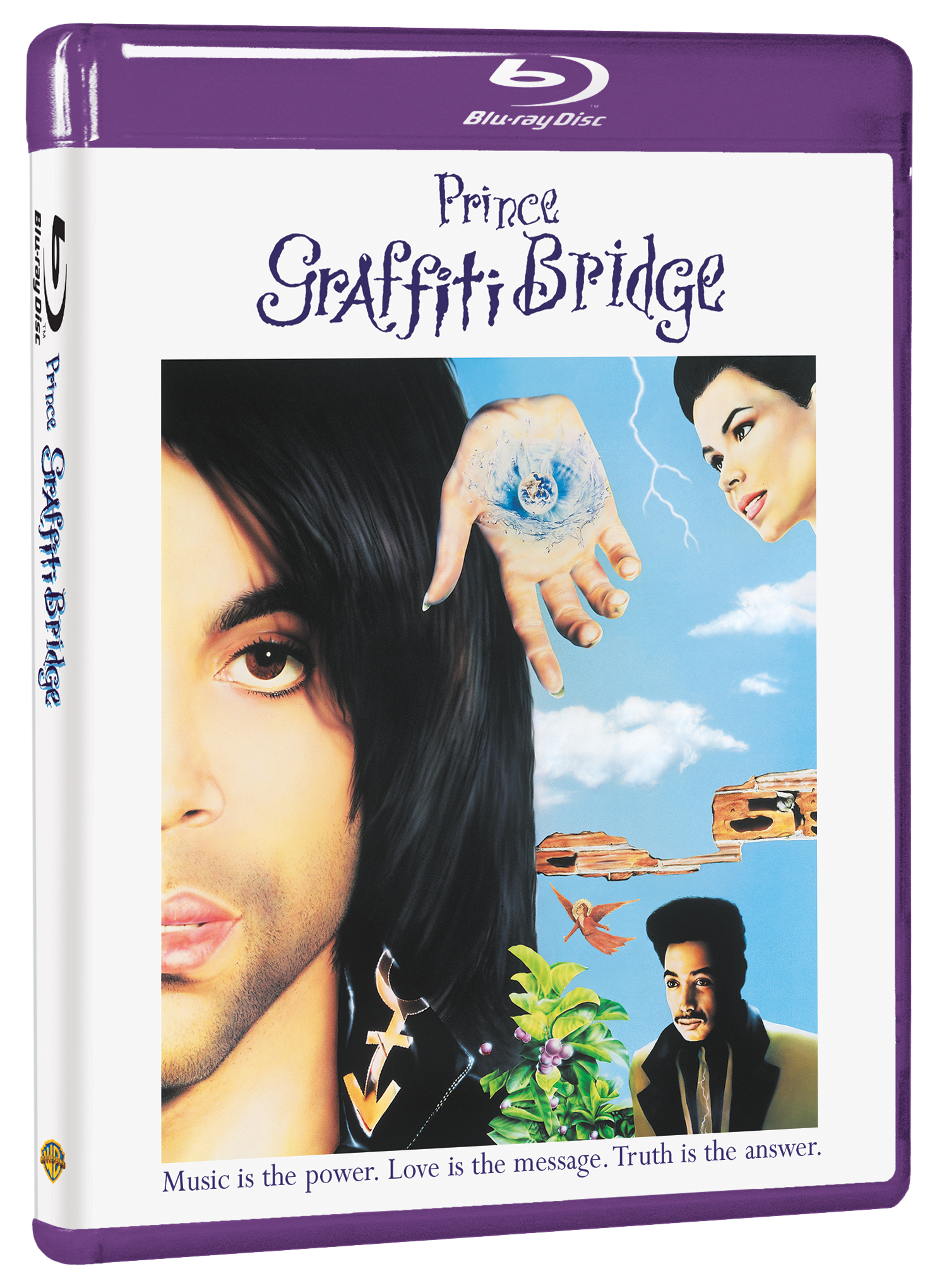 prince movie collection blu ray