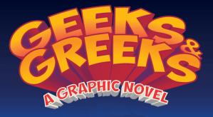 Talking 'Geeks & Greeks' with Steve Altes & Andy Fish
