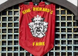 FOG! Celebrates The Iron Throne Weekend at King Richard's Faire