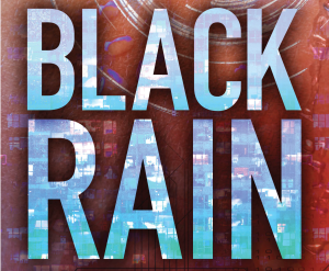 Read an Excerpt of Matthew B.J. Delaney's Sci-Fi Thriller, 'Black Rain'