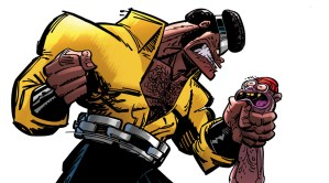 Genndy Tartakovsky Brings 'CAGE!' #1 to Marvel NOW! This October!