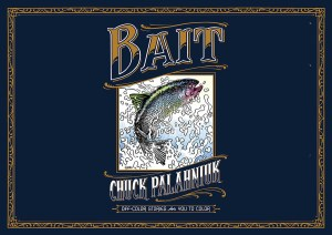 FOG! Chats With Author Chuck Palahniuk About His New Coloring Book, 'Bait' and 'Fight Club 2'