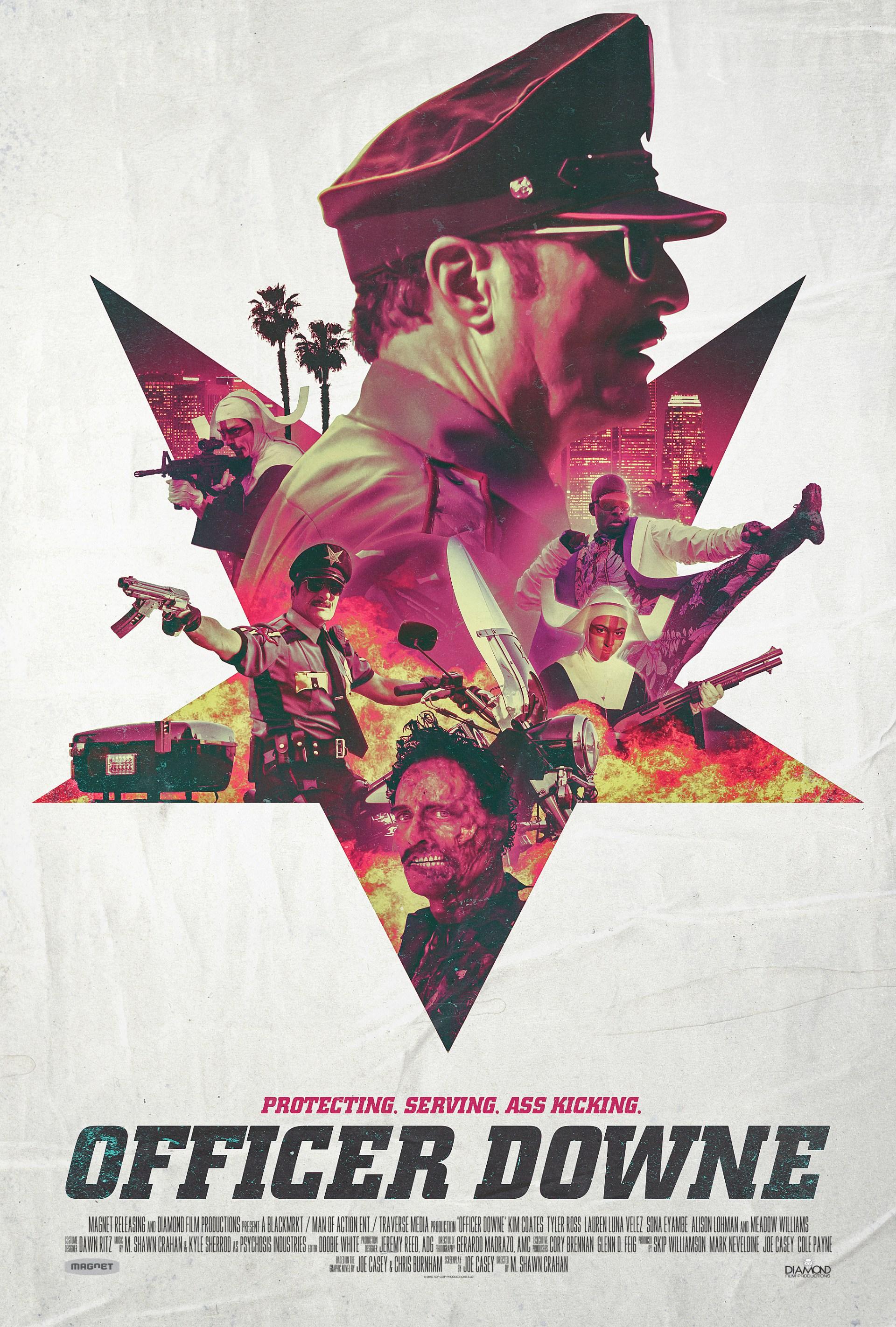 officerdowne_poster