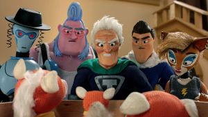 'SuperMansion' Flies Into 2017 On Adult Swim