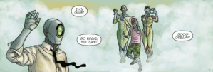 'D4VEocracy #1' (advance review)