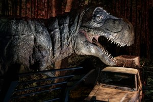 """Welcome To Jurassic World"": The Exhibition"