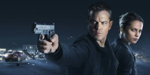 Win 'Jason Bourne' Blu-ray and Swag!