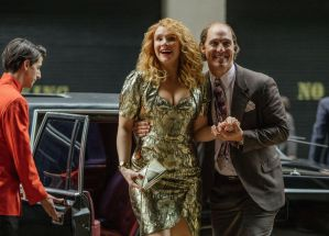 Boston Cinegeeks!  We've Got Passes For 'Gold' Starring Matthew McConaughey!