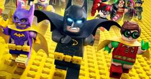 'The LEGO Batman Movie' (review)