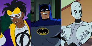 Warner Archive Spotlights 'Batman: The Brave and the Bold', 'Static Shock' & 'The Zeta Project' At WonderCon/Anaheim on  March 31-April 2