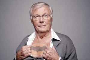 Adam West Guest Stars on an Upcoming Episode of 'Powerless'