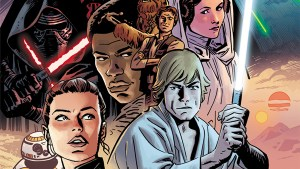 'Star Wars' Comic Books For Younger Readers Coming To IDW Publishing