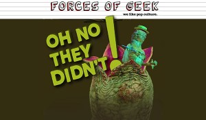 OH NO THEY DIDN'T! Podcast Episode 12: 'Alien: Covenant'