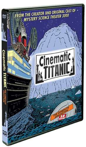 'Cinematic Titanic' Complete DVD Set Available August 8th, 2017 from Shout! Factory
