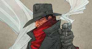 Dynamite and Condé Nast Launch 'The Shadow: Leviathan' From Si Spurrier and Daniel HDR