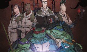 IDW Announces Second 'Teenage Mutant Ninja Turtles/Ghostbusters' Comic Book Crossover