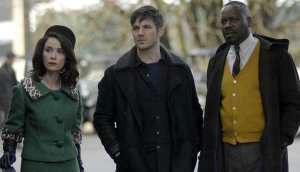 'Timeless: Season One' Arrives on DVD September 19