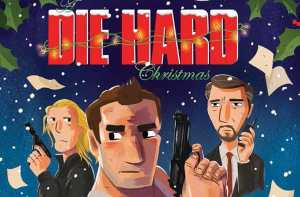 'Die Hard' Gets A Delightfully Dirty Christmas Tale From Insight Editions!