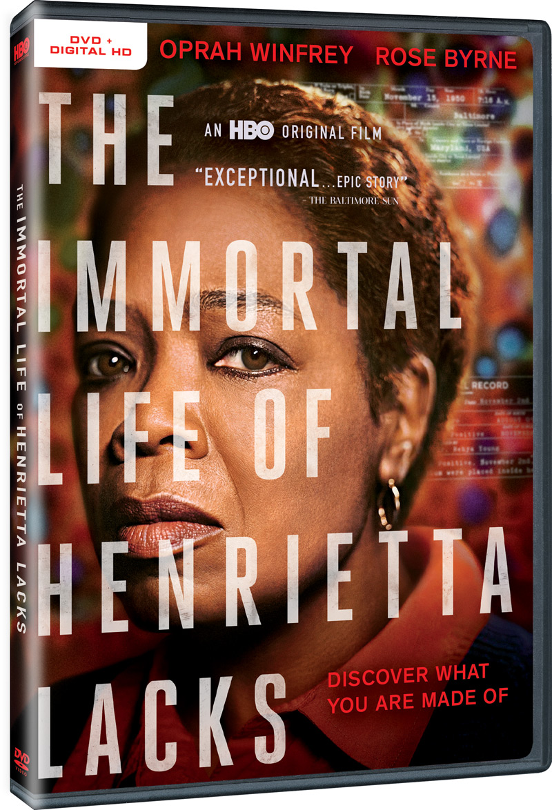 Image result for the immortal life of henrietta lacks dvd