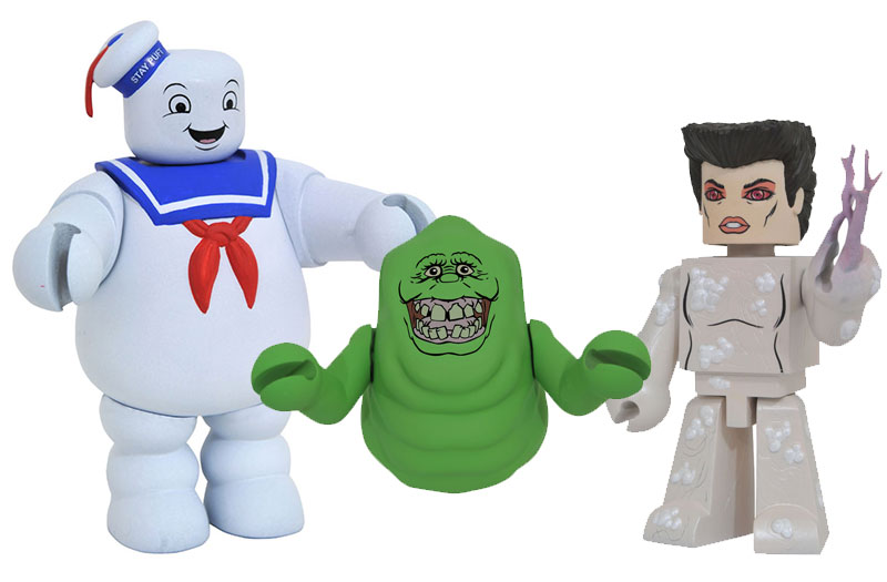 Diamond Select Toys On Sale Now Spidey Ghostbusters