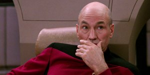 Win 'The Autobiography of Jean-Luc Picard'