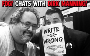 FOG! Chats With Comic Creator, Dirk Manning, About His Latest Kickstarter, 'TALES OF MR. RHEE Volume 4'