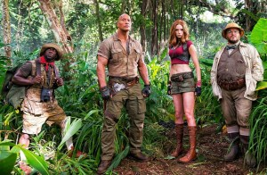 Boston and Hartford Cinegeeks!  We've Got Passes For 'Jumanji'!