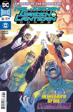 Hal Jordan And The Green Lantern Corps 36