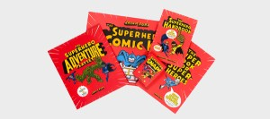 Win Jason Ford's Complete 'The Superhero' Prize Bundle!