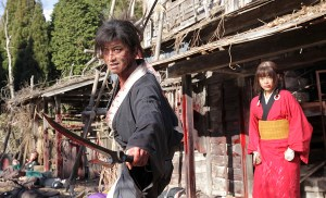 Win 'Blade of The Immortal' on Blu-ray!