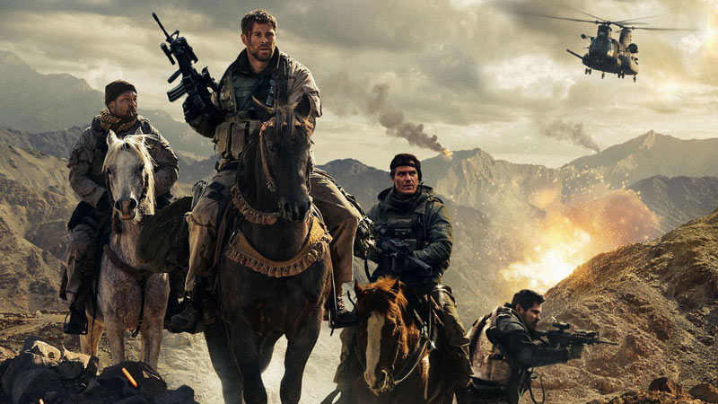 Uncover One Of The Greatest Missions The World Has Never Known When 12 Strong Arrives On Blu Ray Combo Pack Dvd And Digital
