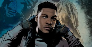 Win 'Pacific Rim: Aftermath #1' Signed by John Boyega