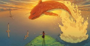 'Big Fish & Begonia' (review)
