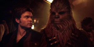 'Solo: A Star Wars Story' (review by Sharon Knolle)