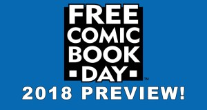 FOG! Free Comic Book Day 2018 Preview!