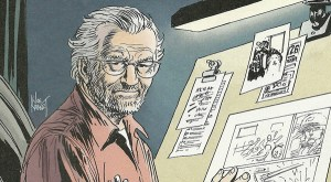 Announcing The Joe Kubert Distinguished Storyteller Award, the Joe Kubert Future Storyteller Scholarship, and the Joe Kubert Jumpstart Project