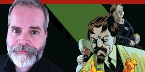 FOG! Chats With Writer Chris Roberson About 'Witchfinder: The Gates of Heaven'