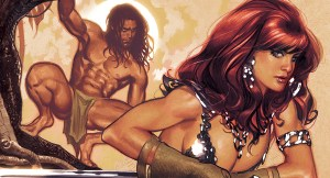 'Red Sonja/Tarzan #1' (review)